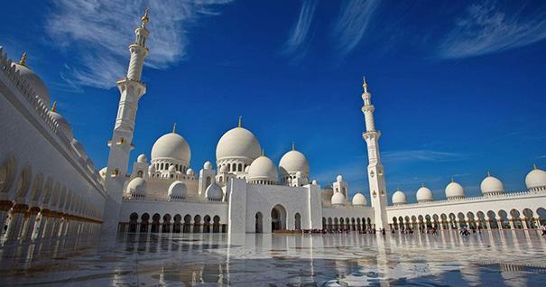 Мечеть шейха Заеда Абу Даби