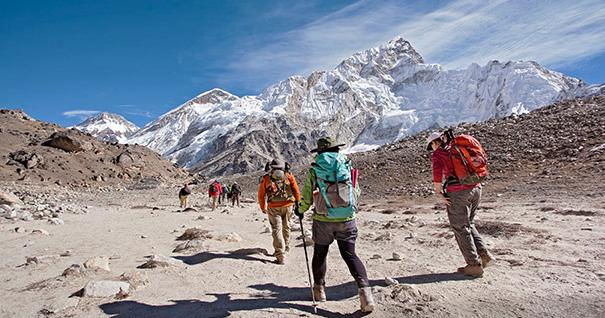 горные пешие маршруты в Гималаях